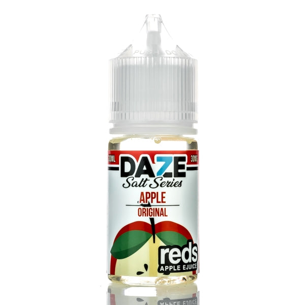 7DAZE - Red's Apple Salt - Seattle Vape Wholesale