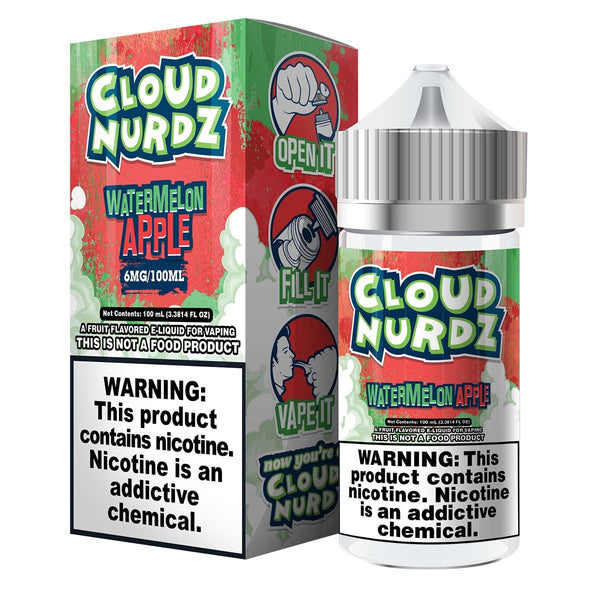 Cloud Nurdz - Watermelon Apple