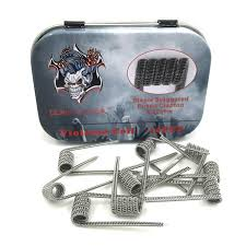 10pcs Demon Killer Alien V2 Coil - Seattle Vape Wholesale