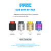 MAZE SUB-OHM BF RDA BY VANDY VAPE - Seattle Vape Wholesale