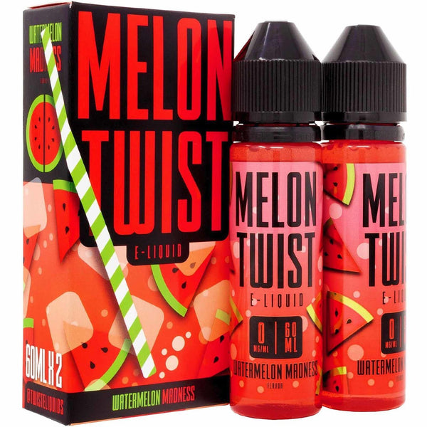 Melon Twist - Watermelon Madness 120ML - Seattle Vape Wholesale