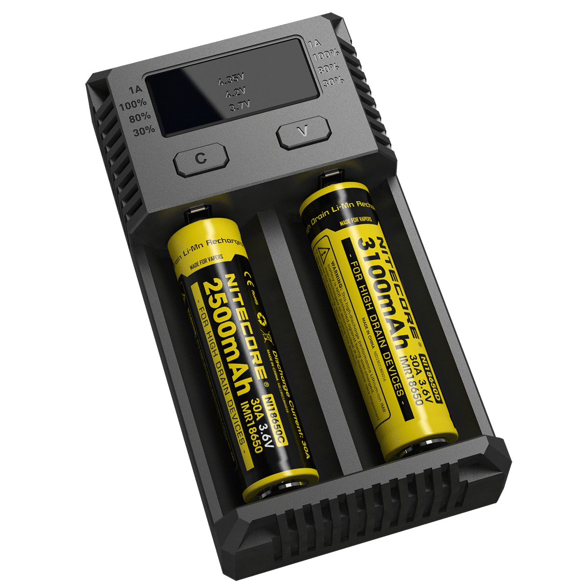 Nitecore New i2 - Seattle Vape Wholesale