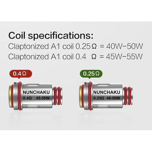 UWELL NUNCHAKU REPLACEMENT COILS - Seattle Vape Wholesale