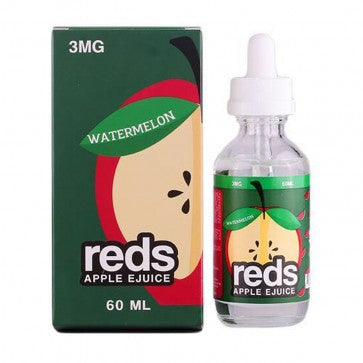7DAZE - RED'S WATERMELON EJUICE - Seattle Vape Wholesale