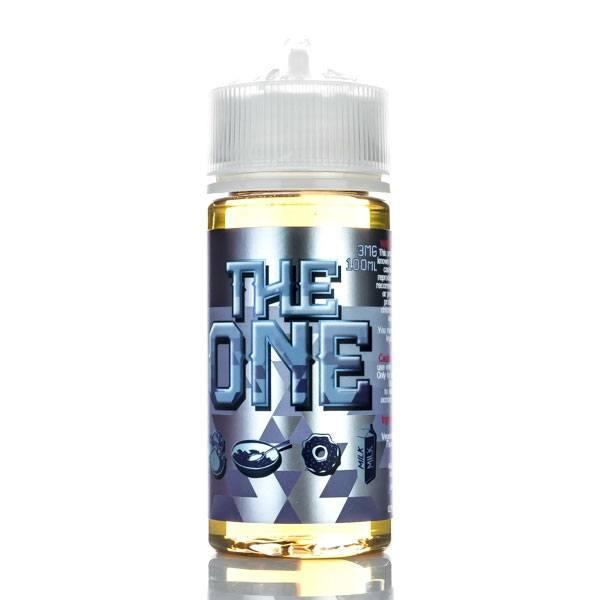 The One - Blueberry Donut 100ML - Seattle Vape Wholesale