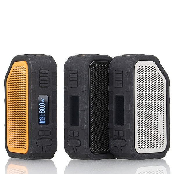 WISMEC ACTIVE 80W BOX MOD - BLUETOOTH SPEAKER - Seattle Vape Wholesale