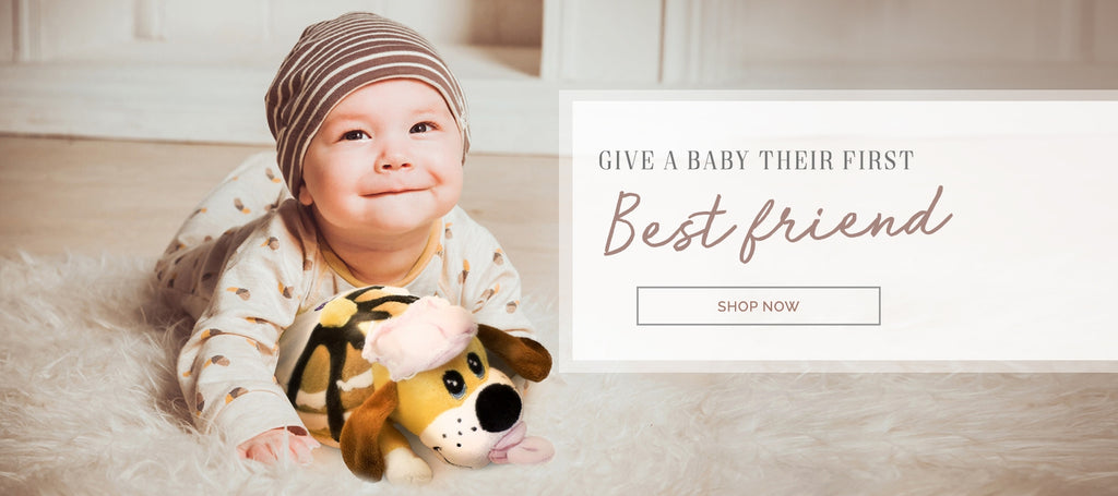 Send a gift for a baby's first birthday