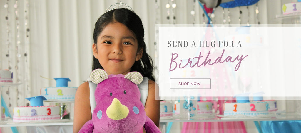 Send a gift for a birthday