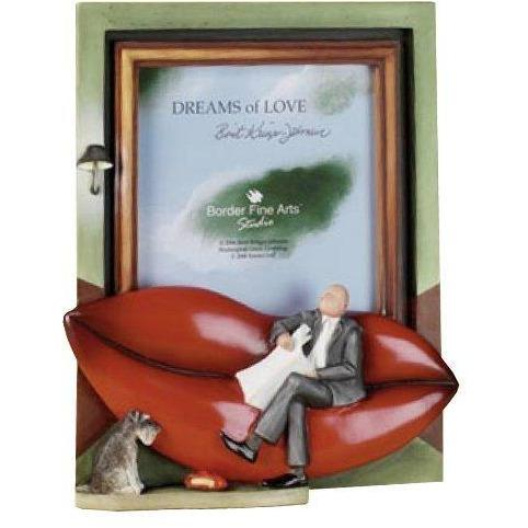 Berit Kruger Home Berit Kruger Johnsen Dreams of Love Photo Frame