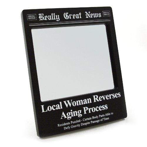 Enesco PUZZLES Enesco Really Great News - Aging Process Mirror