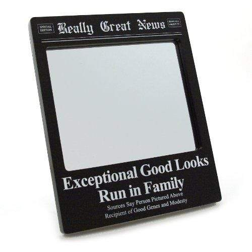 Enesco PUZZLES Enesco Really Great News - Good Looks Mirror