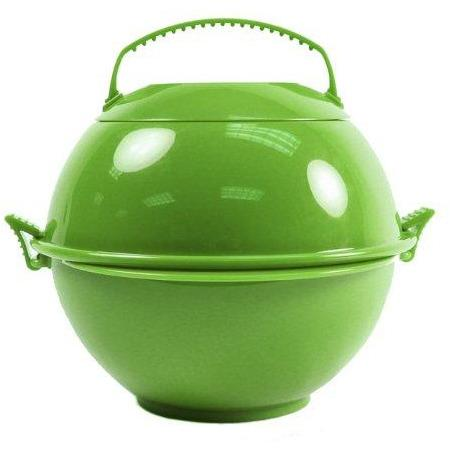 Food Globe KITCHEN Food Globe To Go, Olive, 2pk