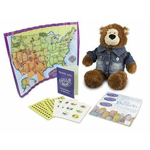 GUND Toy GUND Everywhere Bear-Brown