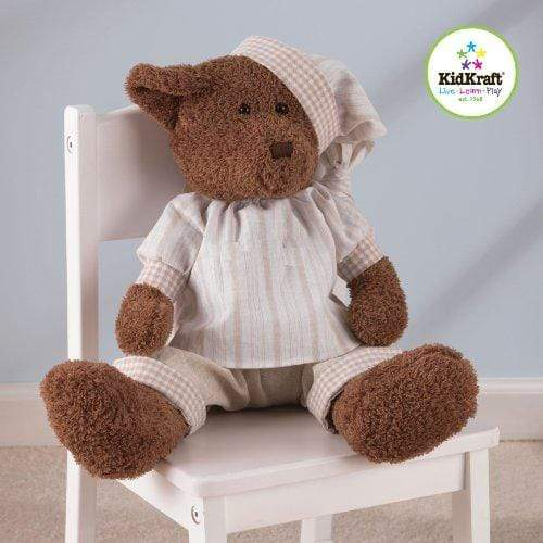 KidKraft Toy KidKraft Sleepy Boy Teddy Bear
