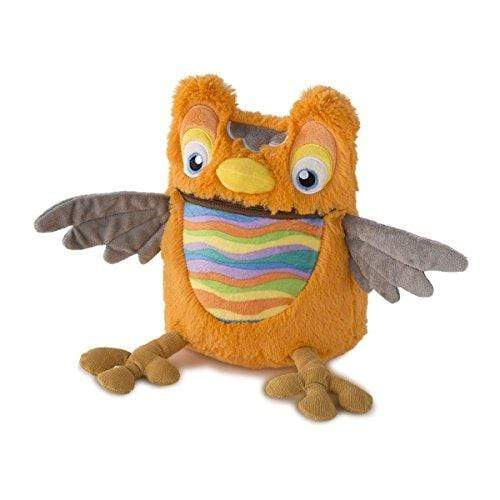 NAT AND JULES TOY_FIGURE Nat and Jules Secret Keepers Owl Plush Toy, Hoots