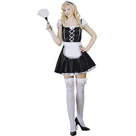 O3 APPAREL French Maid Costume, Women's 8-10
