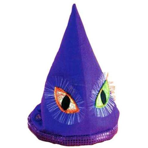 O3 TOY_FIGURE Witch Hat with Scary Cat Sounds