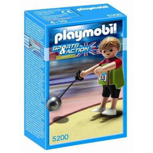 PLAYMOBIL® Toy Playmobil #5200 Olympics HAMMER THROWER