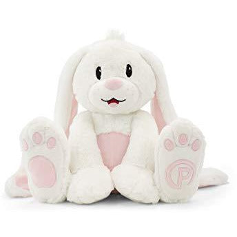 "PLUSHIBLE BRIDGING MILES WITH SMILES TOYS_AND_GAMES 18"" Bunny PLUSHIBLE BRIDGING MILES WITH SMILES Adorable Plushie - Cute Stuffed Animal for Kids"