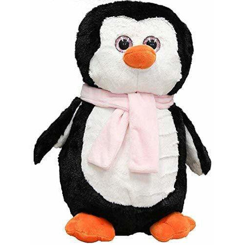 PLUSHIBLE BRIDGING MILES WITH SMILES TOYS_AND_GAMES Pink Plushible Baby Penguins - Stuffed Animals for Kids