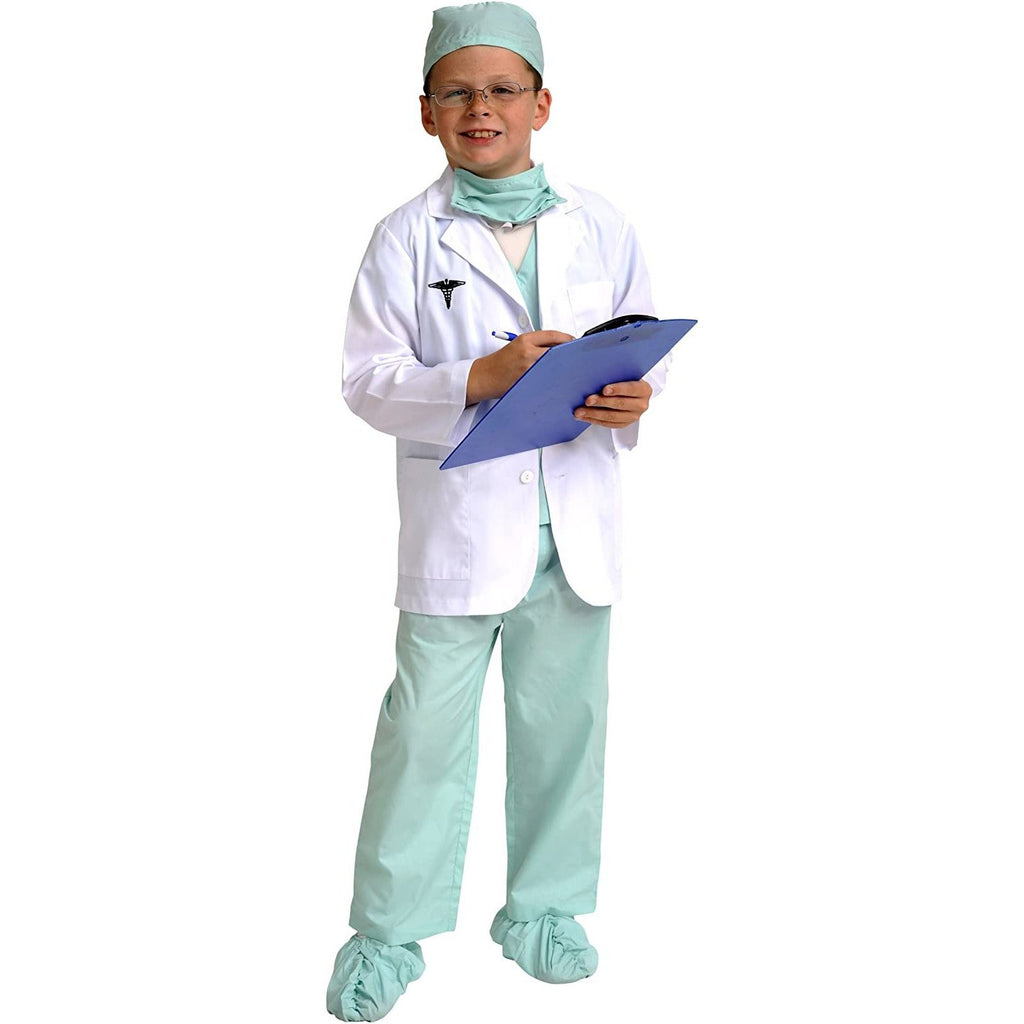 Plushible.com Aeromax Junior Physician Playset Size 4-6