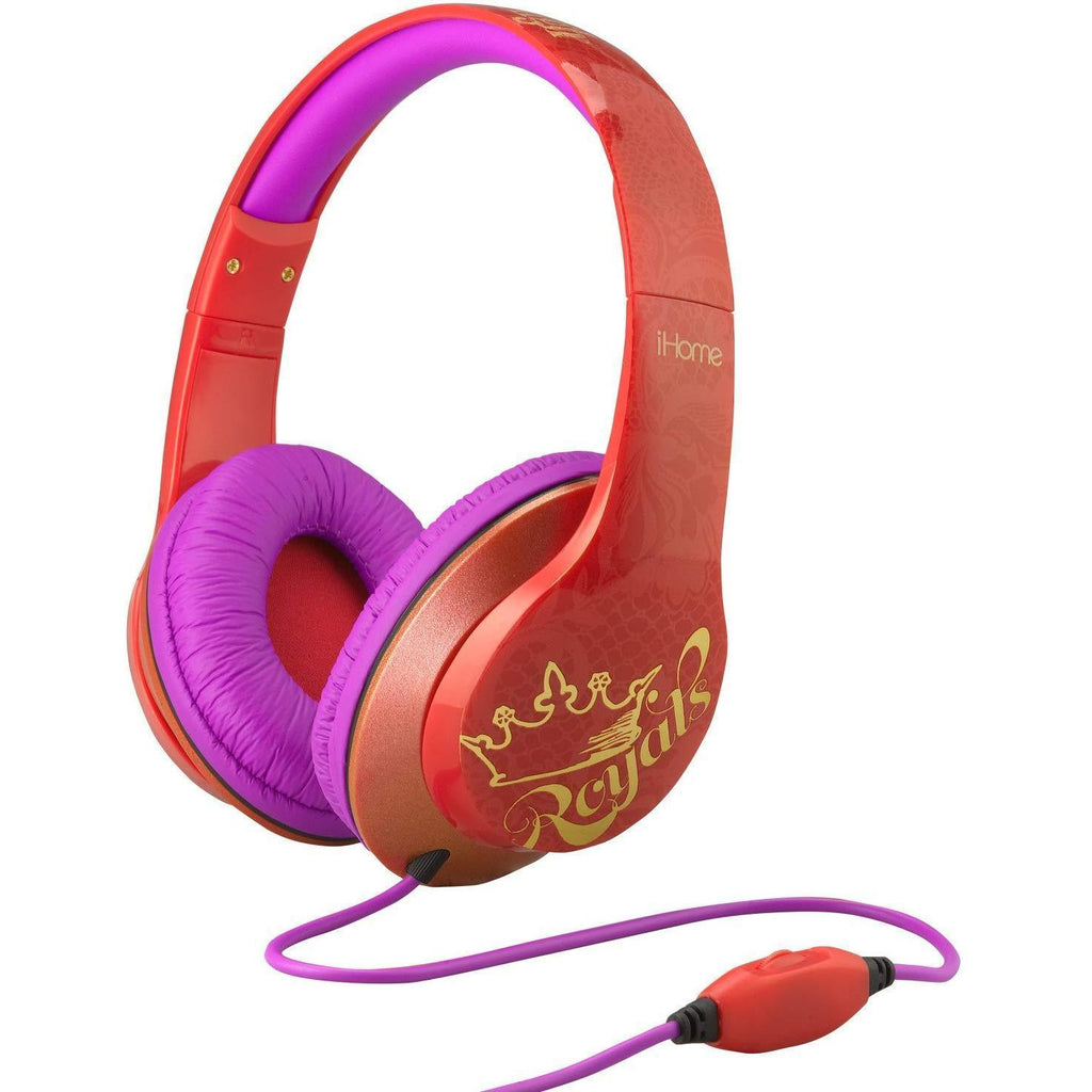 Plushible.com Ever After High Over-the-Ear Headphones with Volume Control