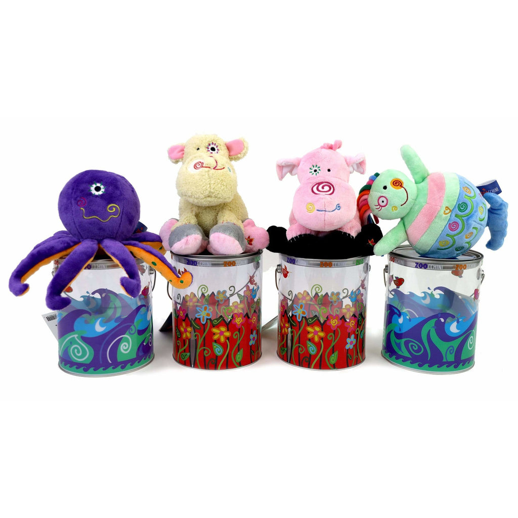 Plushible.com Zoocchini Pets - Collect them all!