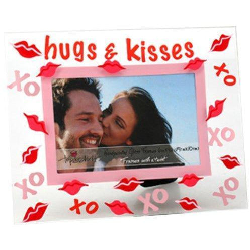 Plushible Top Shelf Hugs and Kisses Picture Frame