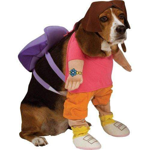 Rubie's PET_APPAREL Rubie's Dora the Explorer Pet Costume - Extra Large