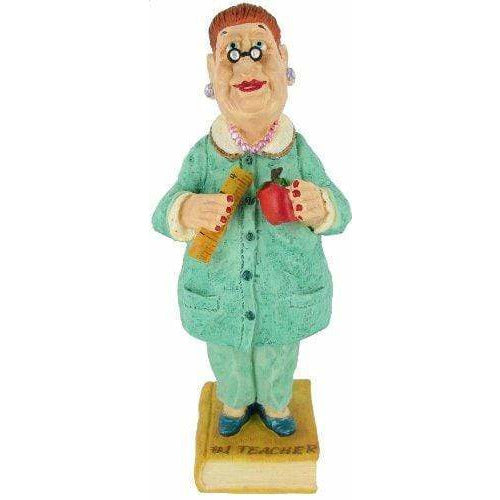 Russ Berrie FIGURINE Russ Berrie #1 Teacher Bobble Figurine