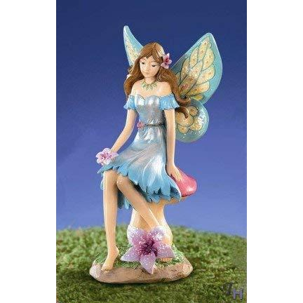 "Russ Furniture Enchanted Hollow Fairy ""Grace"" Figurine by Russ Berrie"