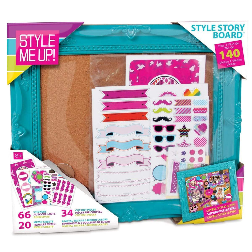 Style Me Up Toy Style Me Up! SMU-331 Kids Toy Set