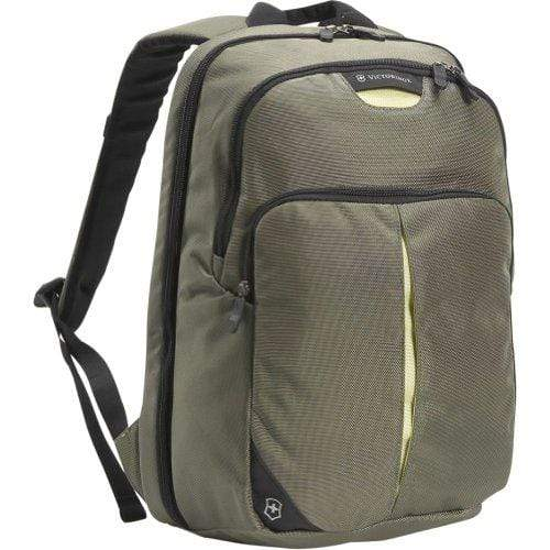 Victorinox BACKPACK Tan Victorinox Curb #153; Collection Park - Turf/Citron