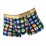 Men Sexy Underwear Boxer Brief XXL
