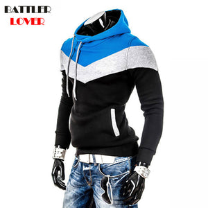 Luxury Designer Slim Fit Hooded Jacket