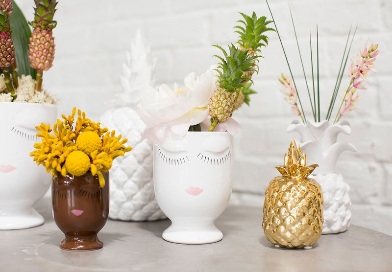 Pina Pineapple Home Accent