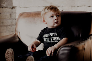 Good Vibes - Toddler Tee