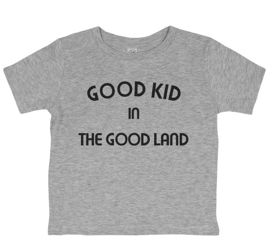 Good Kid - Toddler Tee