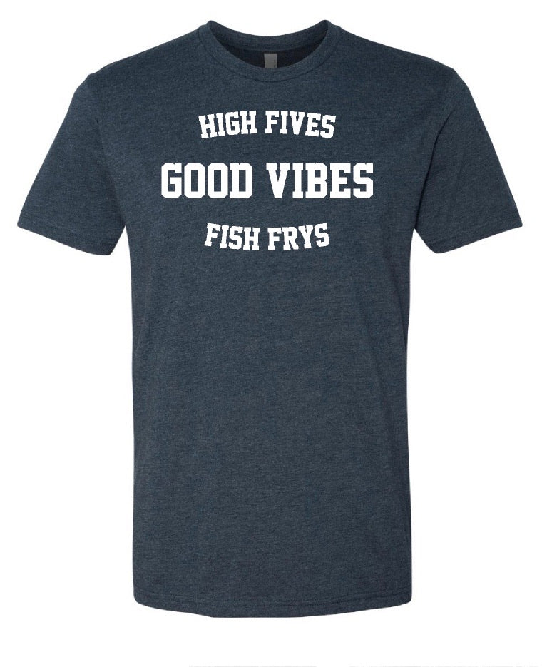 Good Vibes Adult Tee