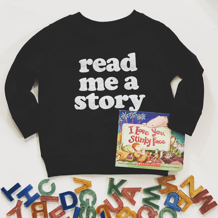 Read Me a Story - Black