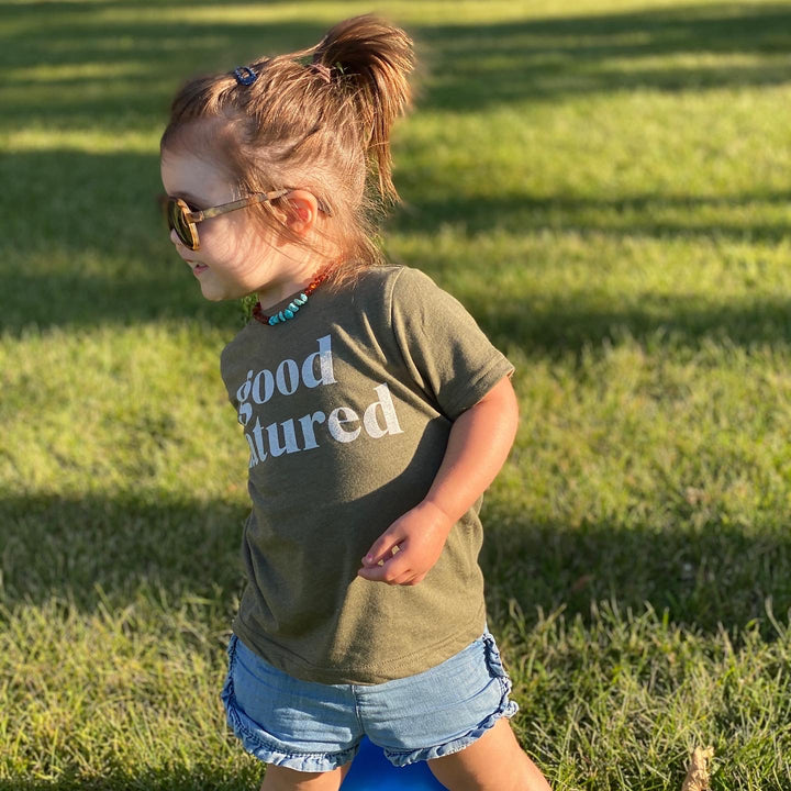 Good Natured Toddler Tee