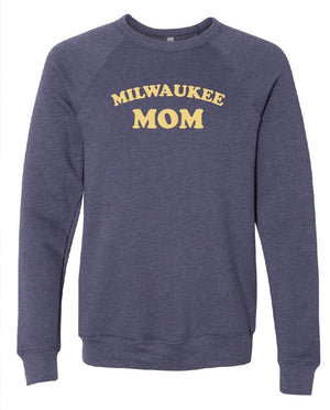 Milwaukee Mom ©️ Crew Neck