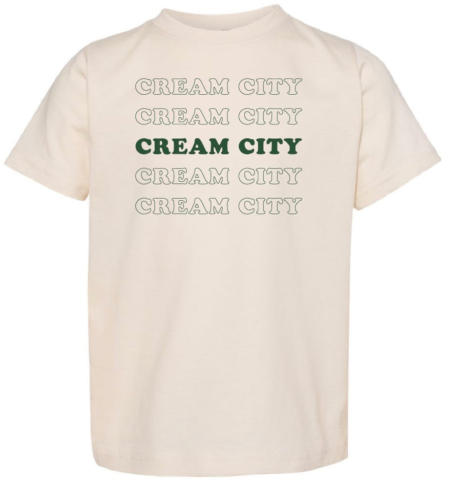 Cream City Adult Tee