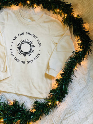 Bright Side Organic Toddler Long Sleeve