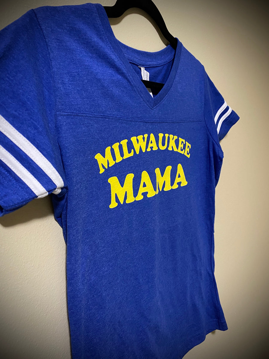 Retro Milwaukee Mama Tee