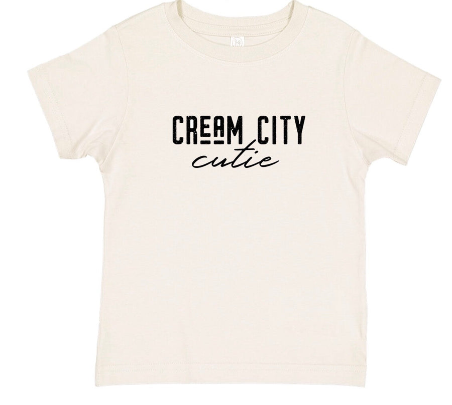 Cream City Cutie - Tee