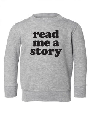 Read Me a Story - Heather Grey