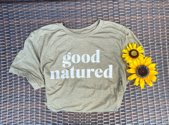 Good Natured Youth Tees