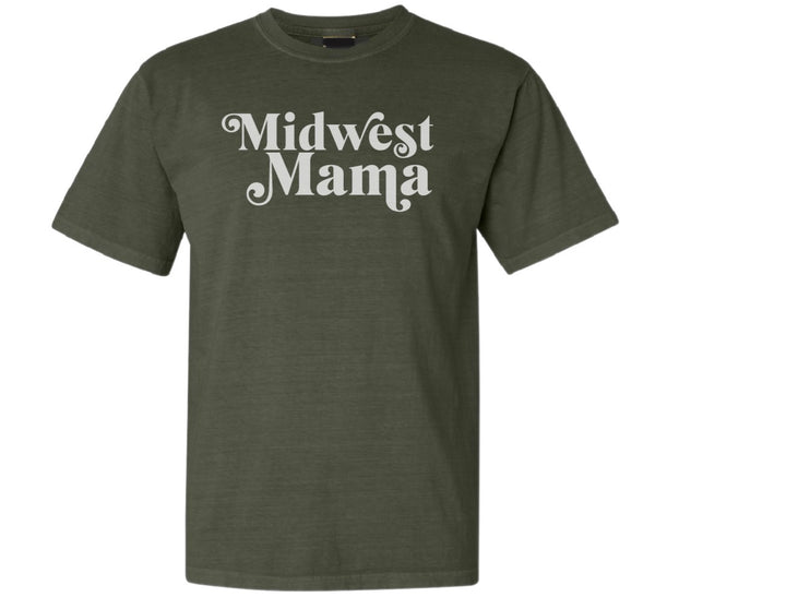 Midwest Mama Curve Tee