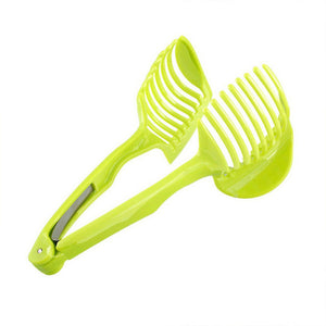 Multifunctional Handheld Potato/Tomato/Onion/Lemon/Vegetable/Fruit Slicer/Cutter
